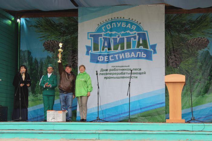 Республиканский центр народного творчества принял участие в организации фестиваля «Голубая тайга» в с.Каракокша