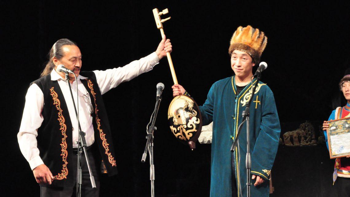 Почетные гости  XV Международного Курултая сказителей