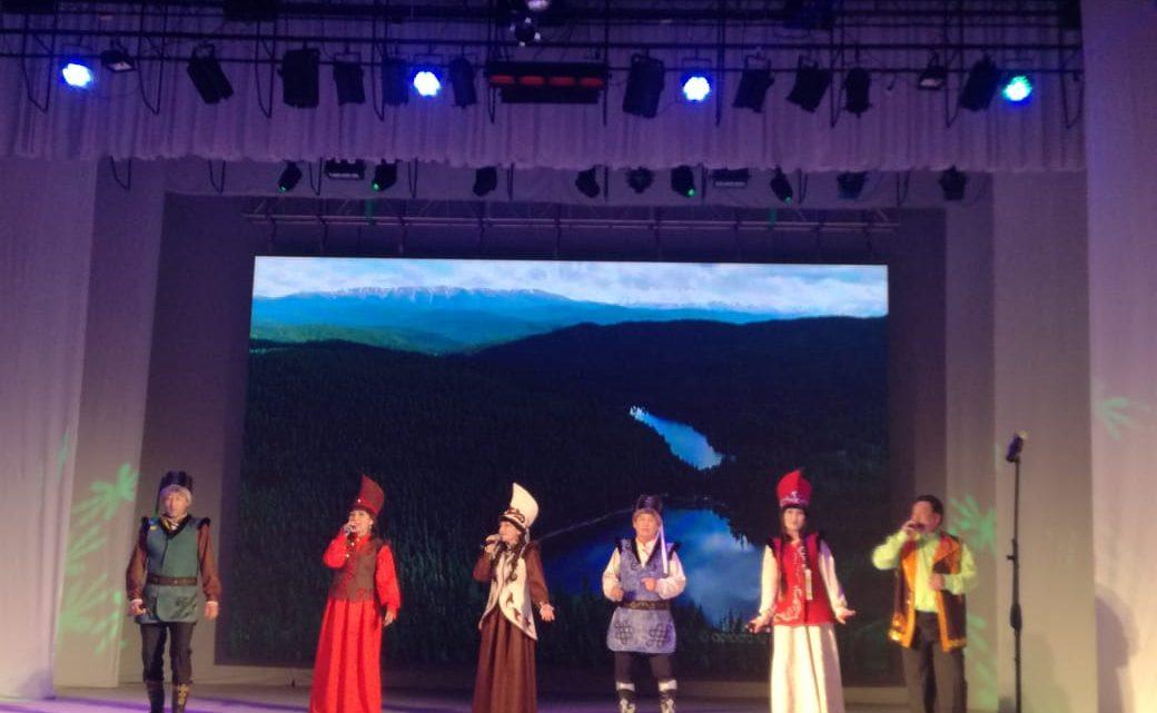Вокально-эстрадная группа «Кан-Ойрот» пятый раз подтвердила почетное звание «Народный самодеятельный коллектив Республики Алтай»