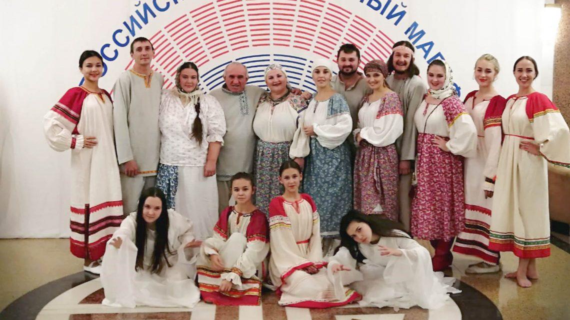 Театральной студии «Синтез» Турочакского района присвоили звание «Народный»!