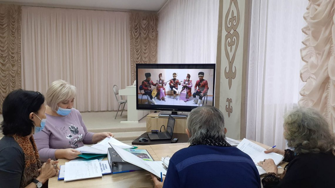 Пять коллективов успешно подтвердили звание ««Народный коллектив самодеятельного художественного творчества»  Республики Алтай